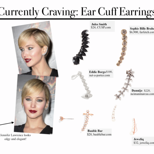 Ear Cuff Earring Guide How to