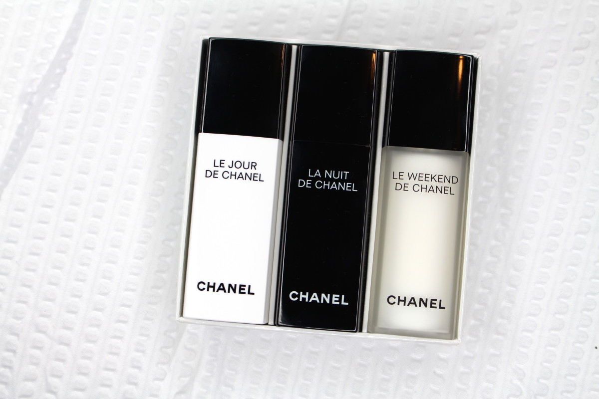 Le Jour De Chanel, La Nuit De Chanel, Le Weekend De Chanel Review