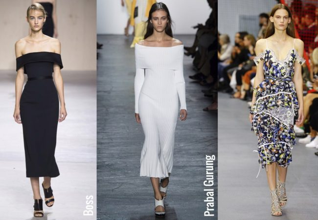 Style the Trend: 5 Ways to Wear the Cold Shoulder