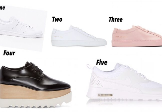 Friday Five: Shoes That I Need in My Life