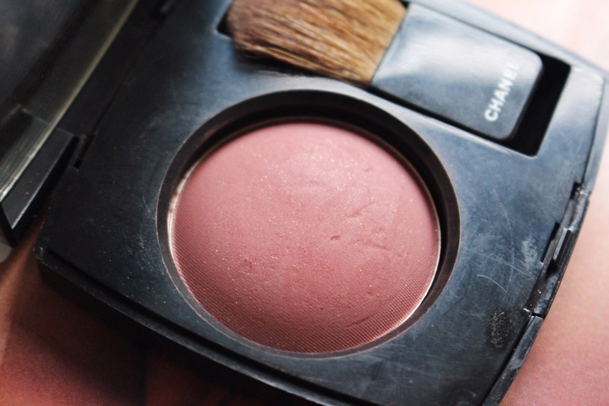 Chanel Makeup review brown skin
