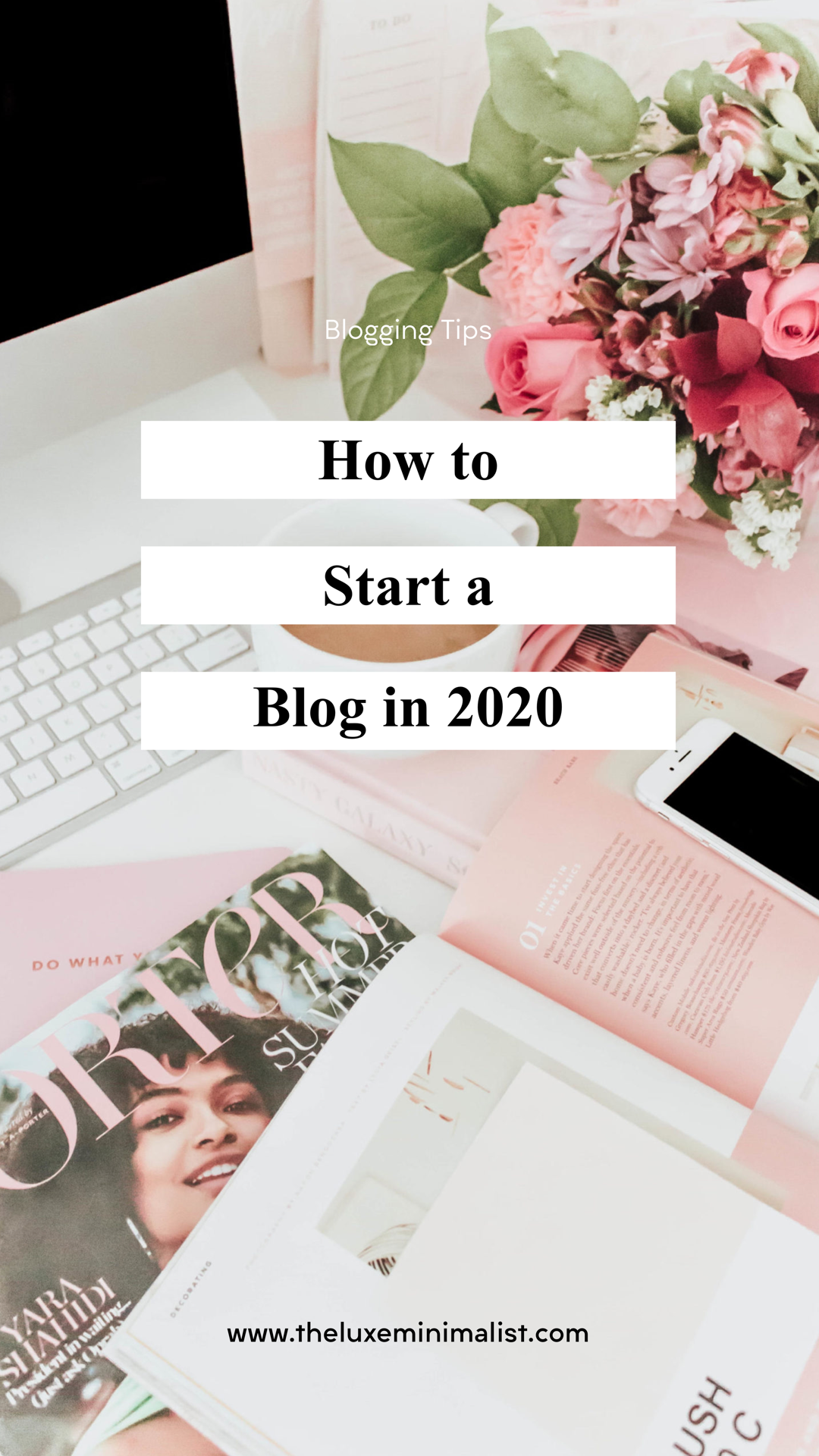 How to grow your blog in 2020