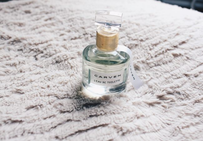 The New Scent I'm Obsessed With: Carven L'eau De Toilette