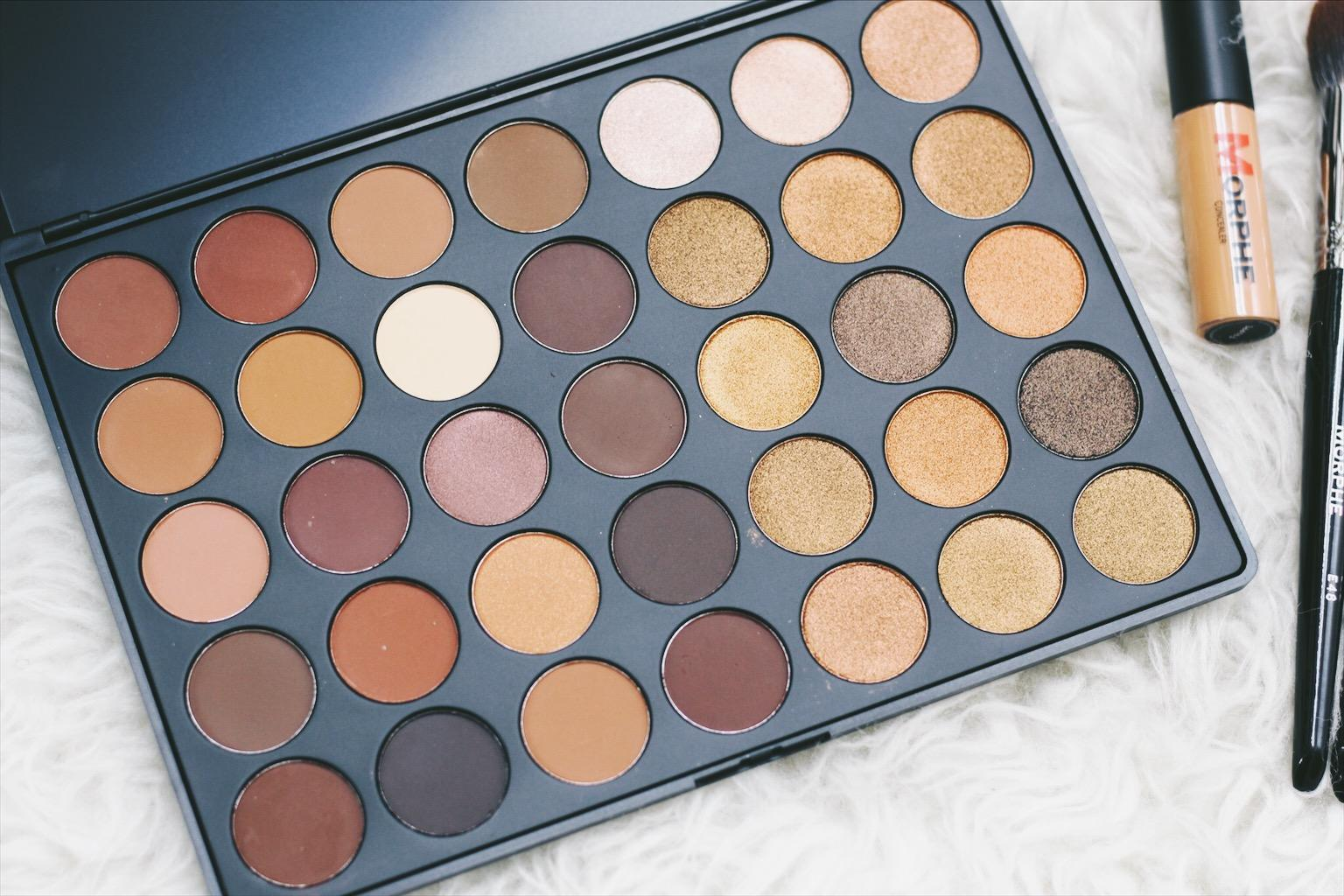 Morphe Ready Set Gold