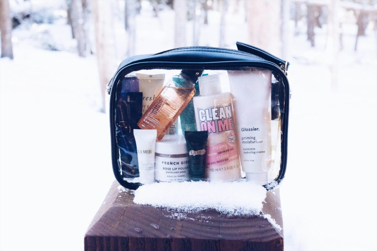 Best Travel Skincare Winter