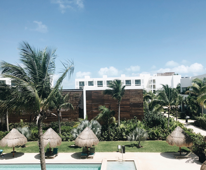 What I Wore: Cancun, Mexico