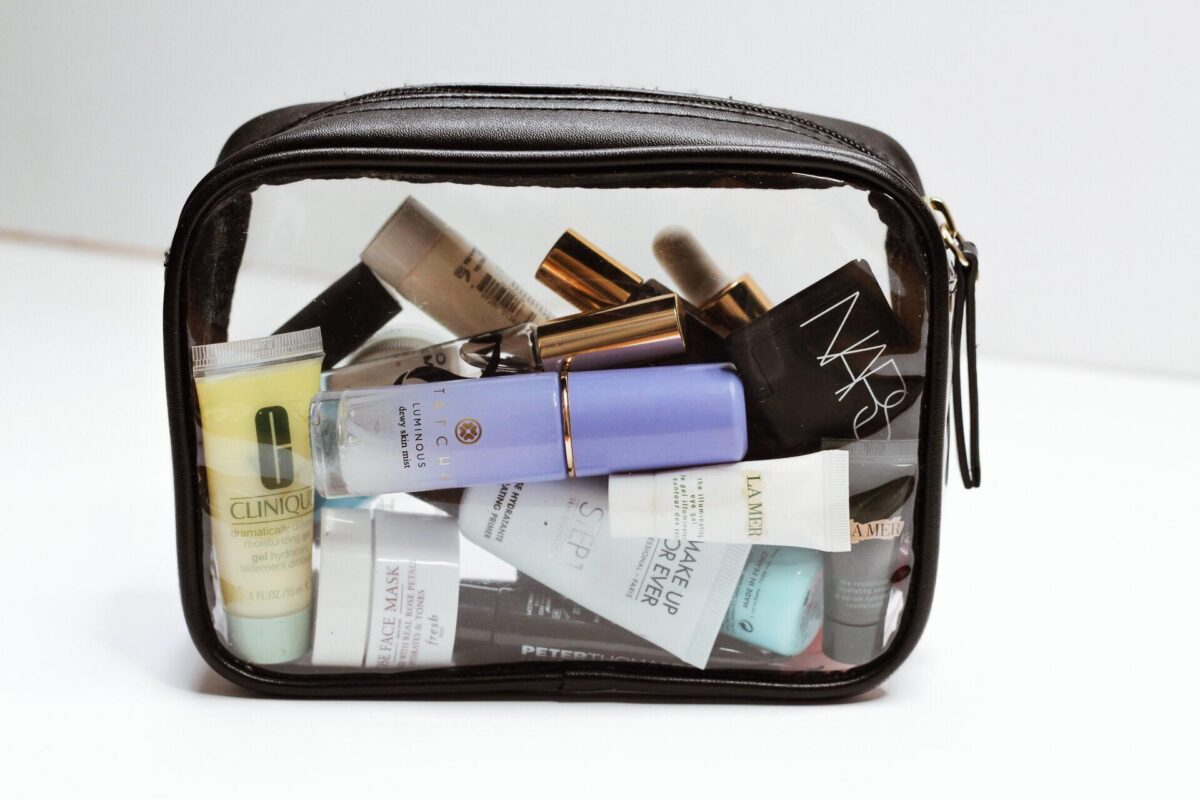 Mini Travel Beauty Products