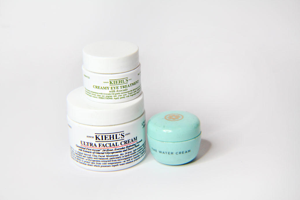 Beauty Empties Kiehls Ultra Facial Cream Creamy Avocado Eye Treatment