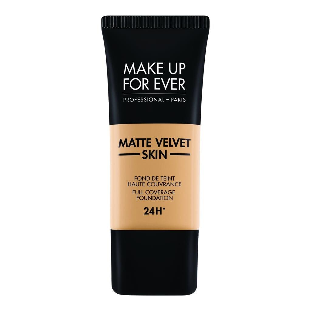 MAKE UP FOR EVER Matte Velvet Skin New Beauty August 2018