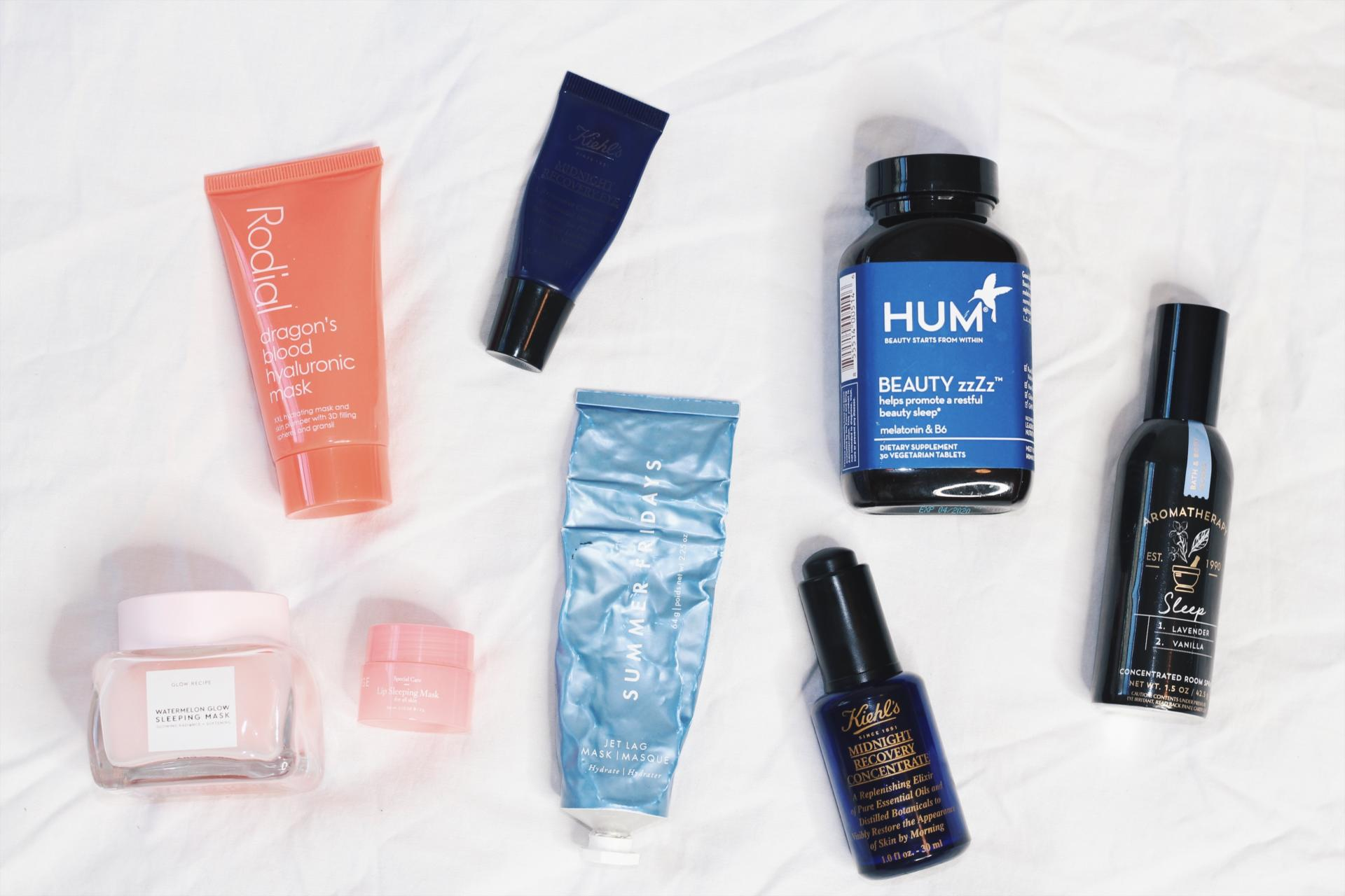 Overnight Beauty Products