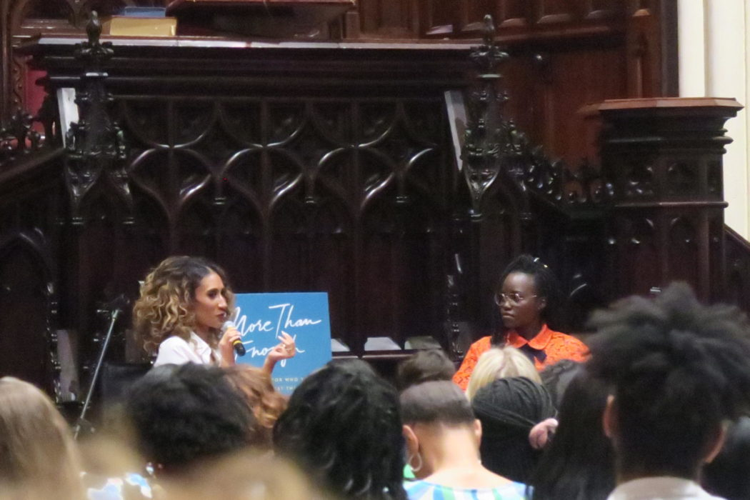 What I Learned From Elaine Welteroth & Lupita Nyong'o