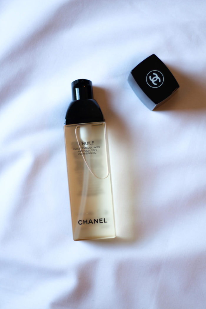 Bougie Beauty: Chanel L'Huile Anti-Pollution Cleansing Oil