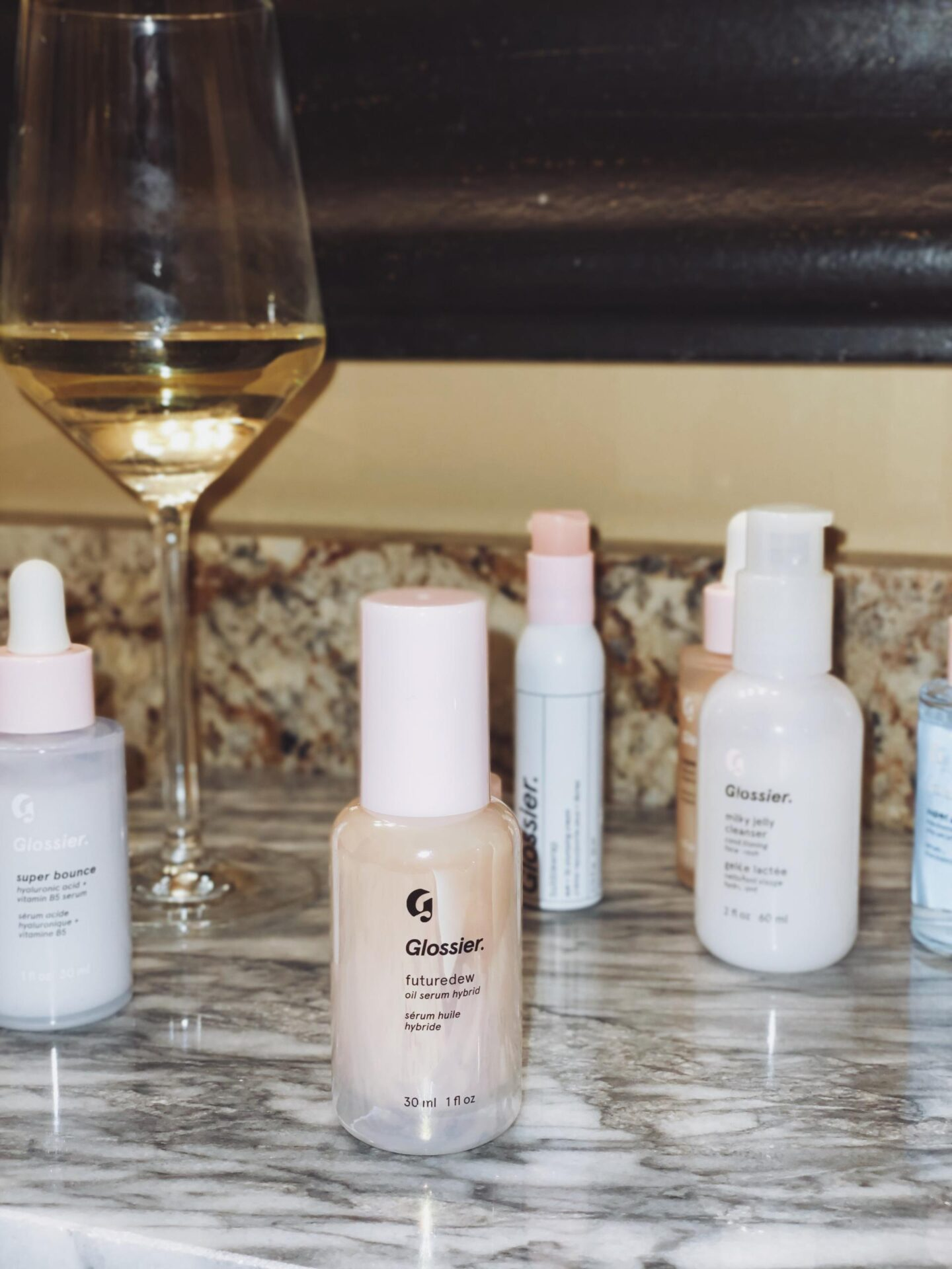 Glossier Futuredew Review