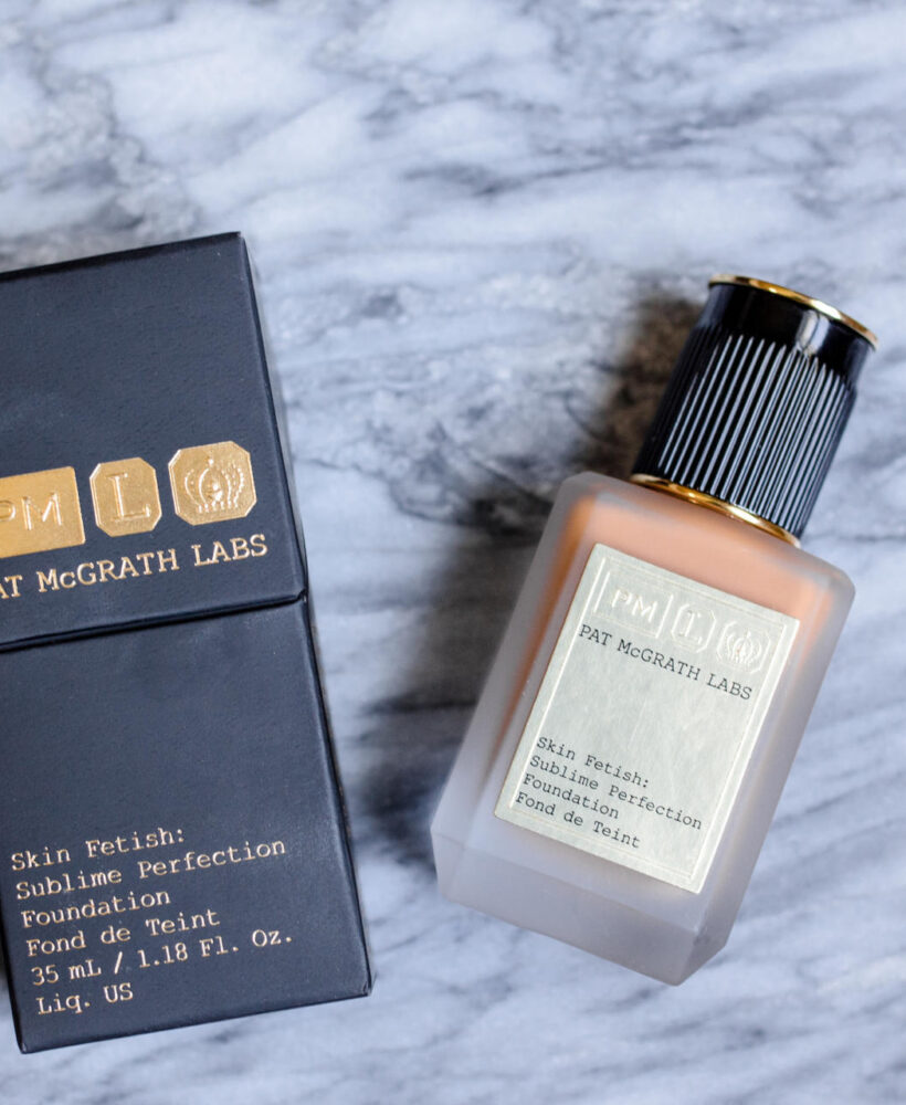 Pat McGrath Labs Foundation Review Medium Deep 23