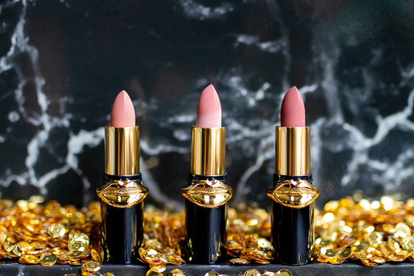 MINI MATTETRANCE™ LIPSTICK TRIO