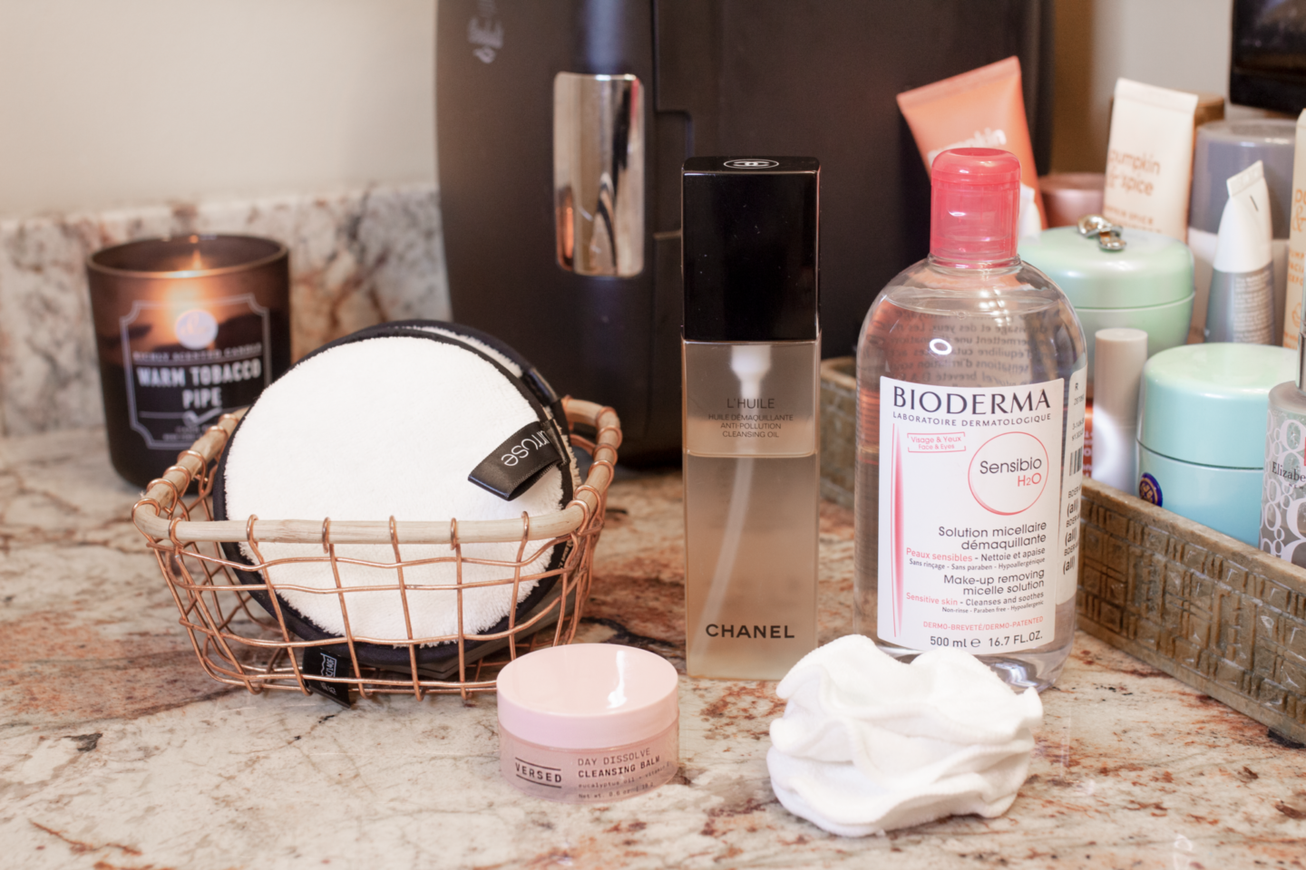 Sustainable Makeup Remover