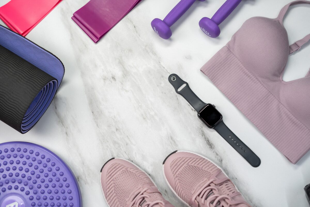 at-home fitness studio