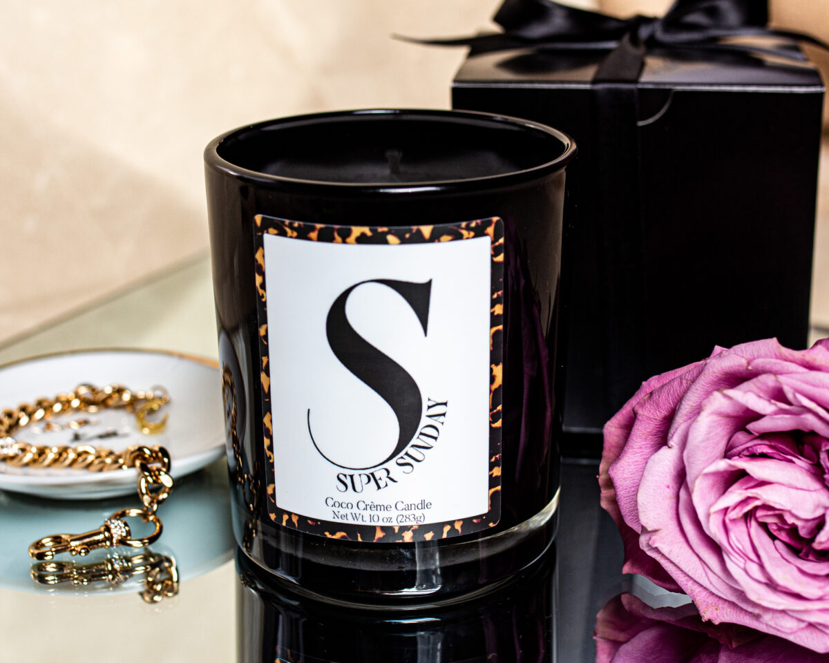 valentines day at-home ideas super sunday candle
