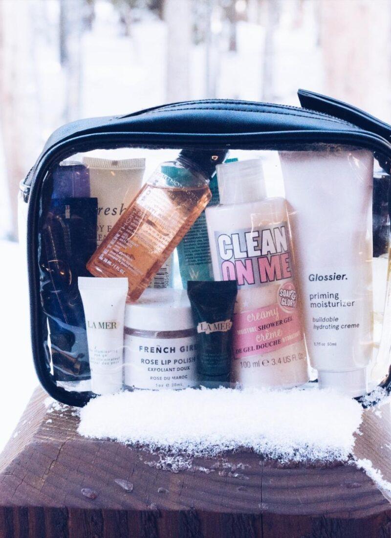 Best Travel Skincare Winter
