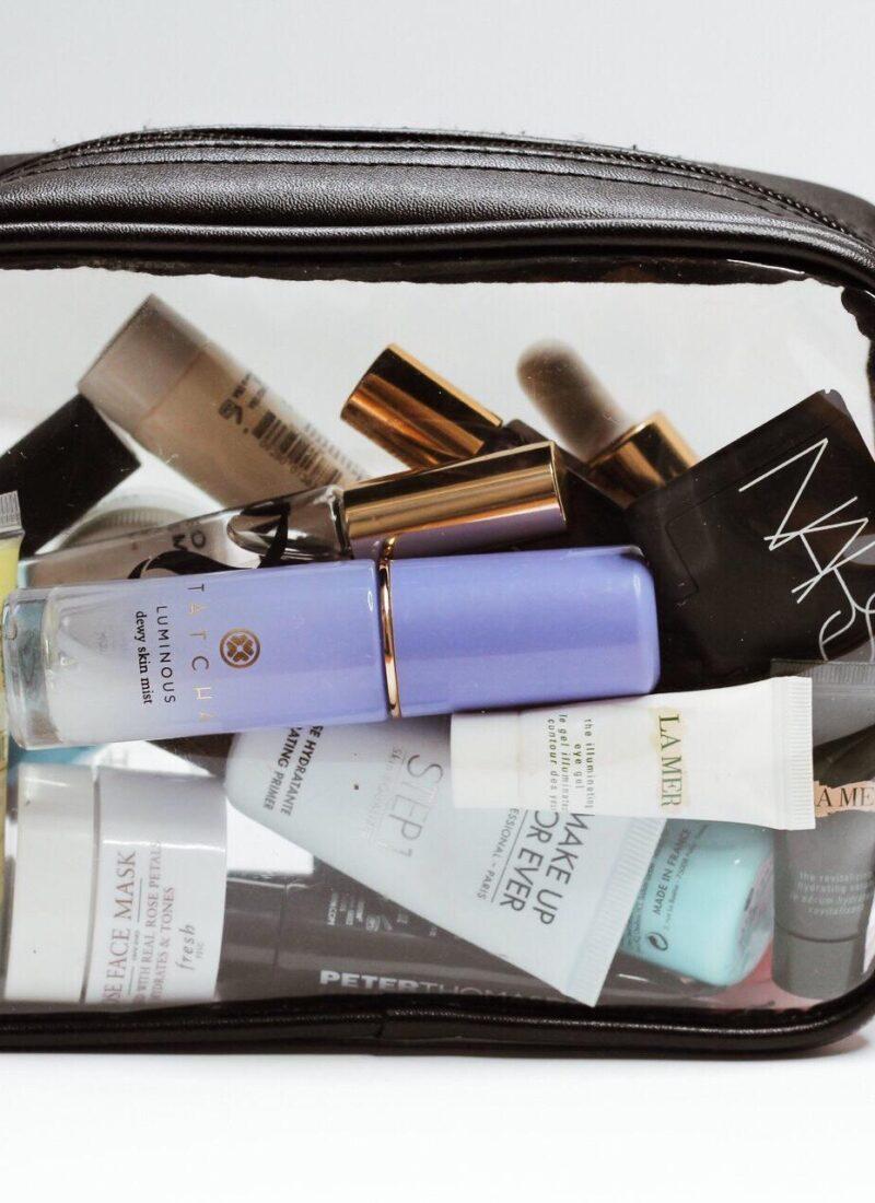 Mini Travel Beauty Products