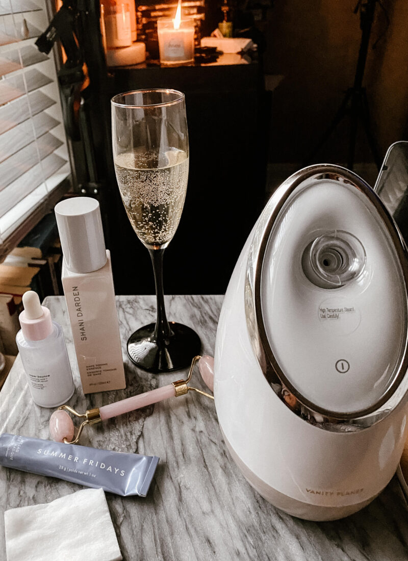 Vanity Planet Aira Facial Steamer