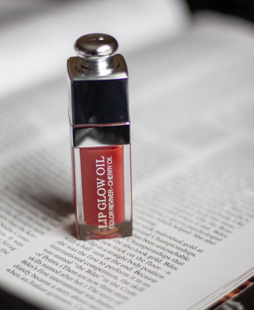 dior glow lip oil rosewood